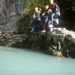 canyoning - barrancos