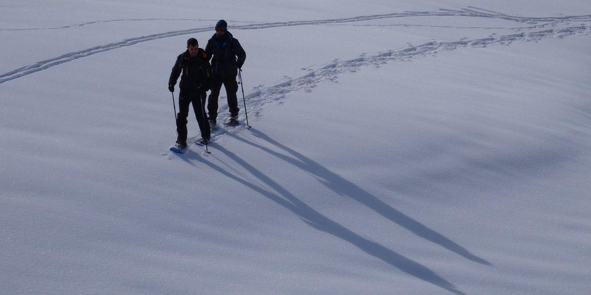 Raquetas de nieve - Casteret guías de montaña