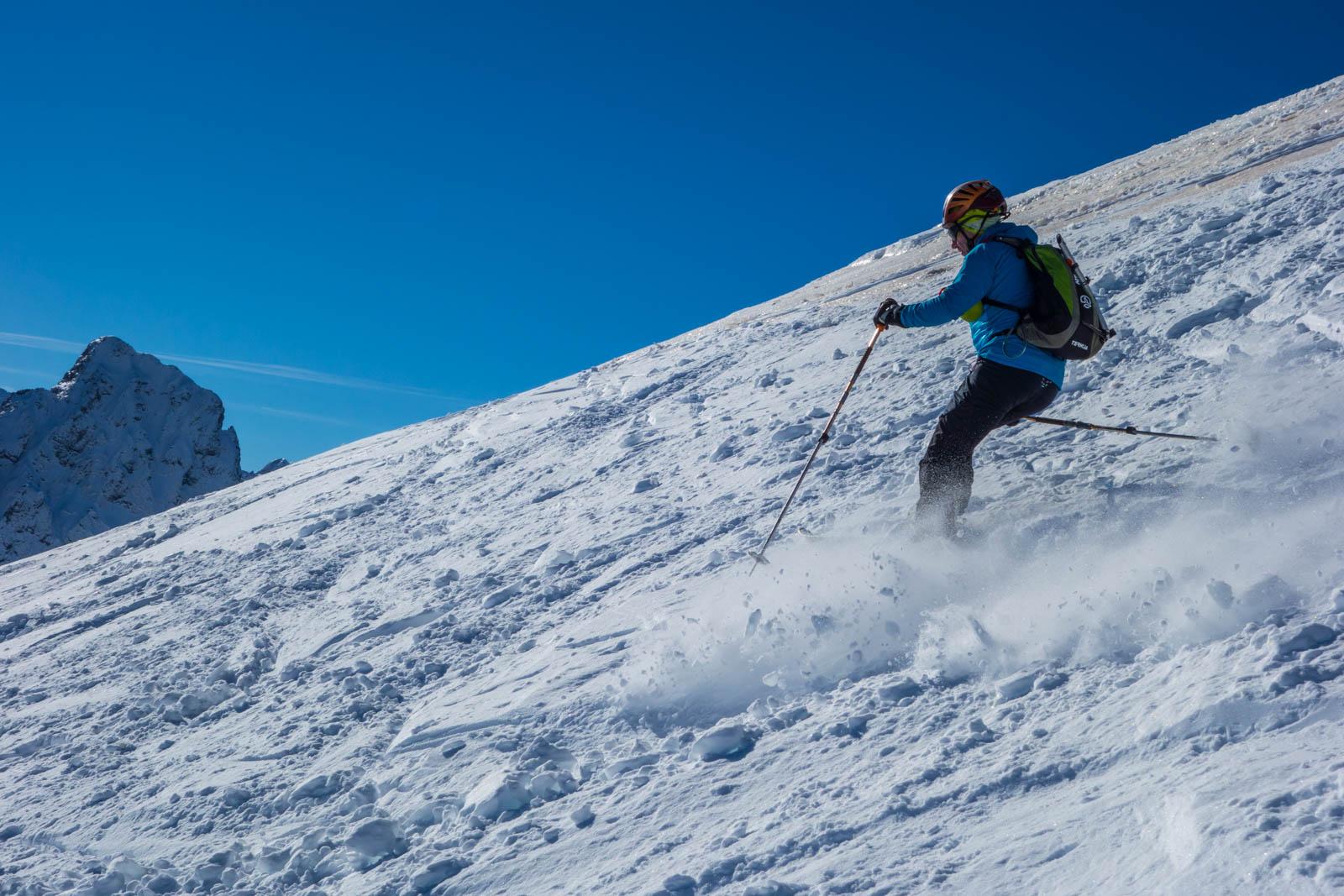 Las primeras nevadas nos animan a esquiar