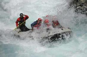 Guías Rafting Pirineos
