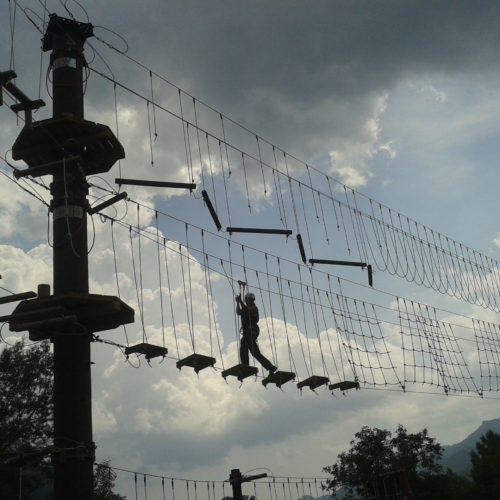 Parque de aventura Ordesaventura