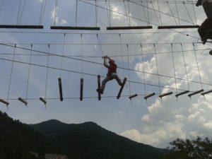 Parque de aventura Fiscal Ordesaventura