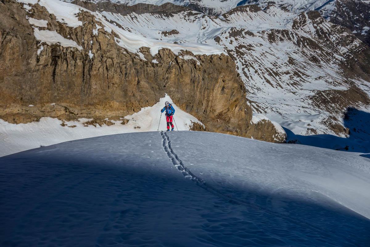 Esquí de montaña. Guías Casteret