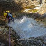 descenso de barranco nivel 3 - lapazosa