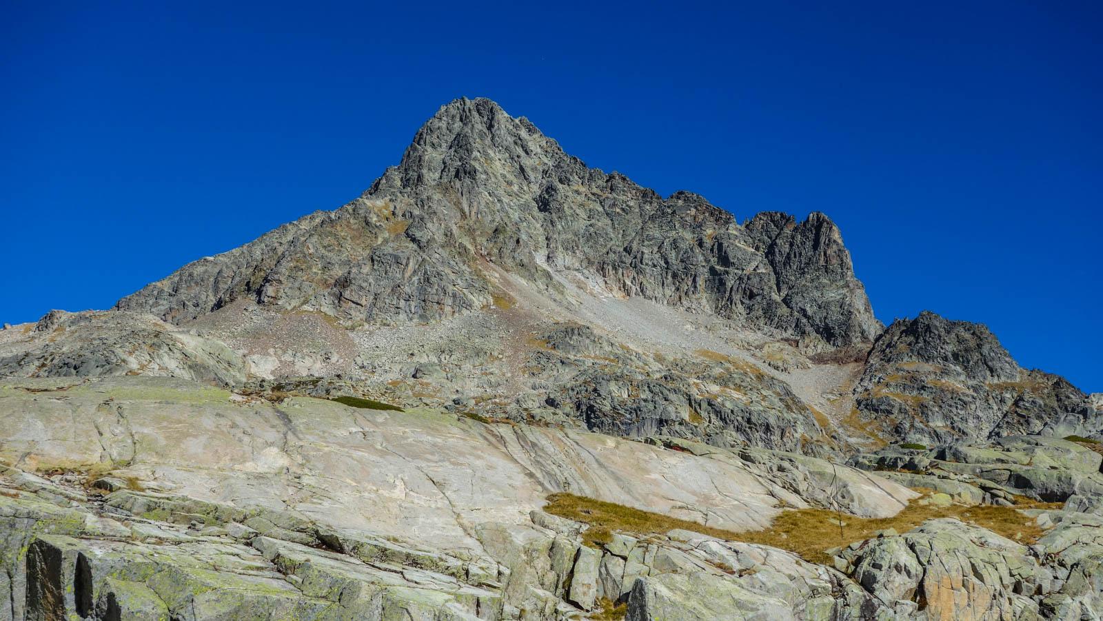 Pico Palas por la arista de los geodésicos