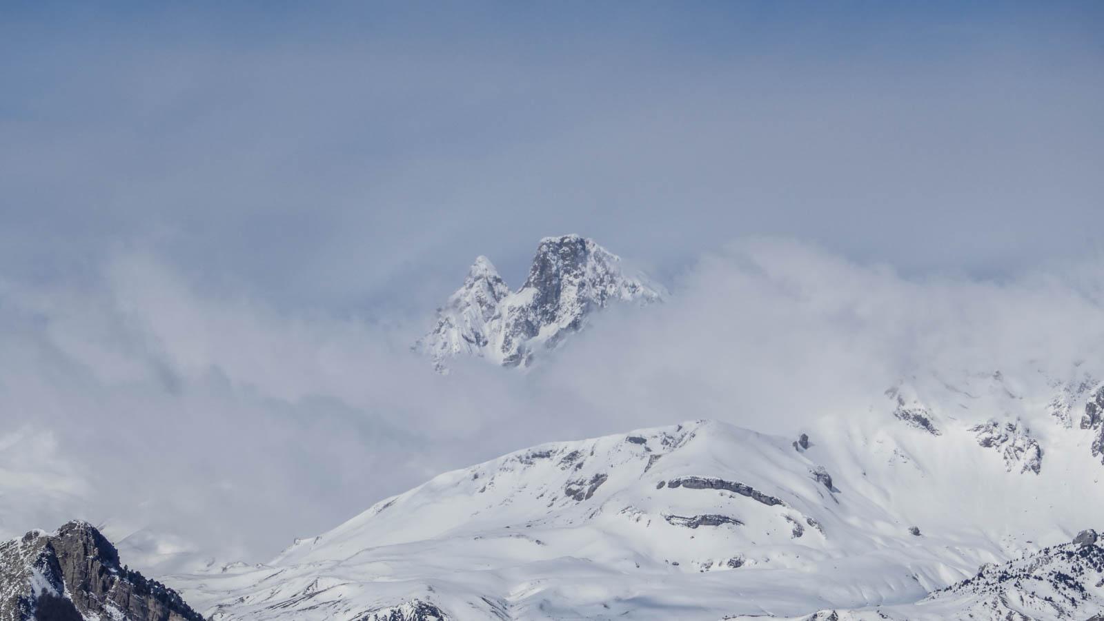 Ascensión al Pico Mandilar