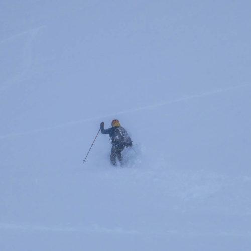 esquí de montaña y raquetas de nieve en panticosa