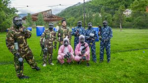 Paintball Ordesa