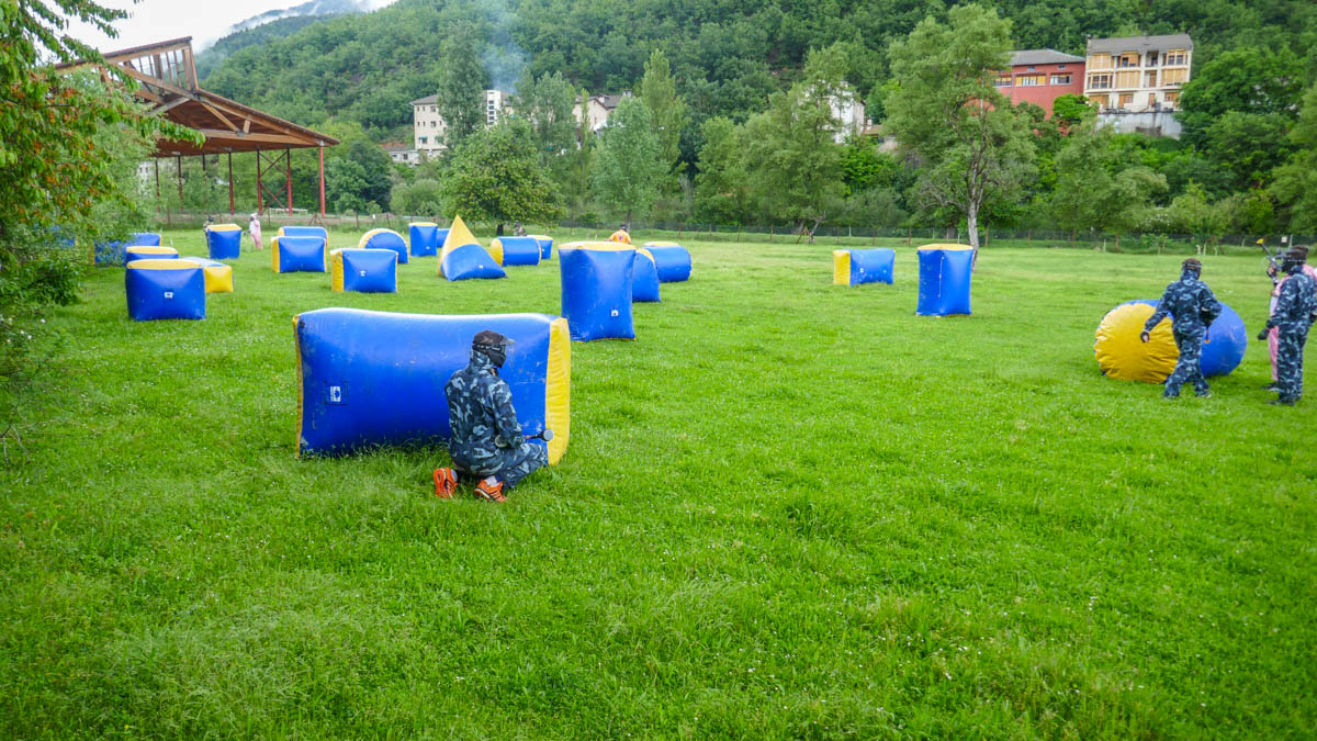 Paintball Sobrarbe