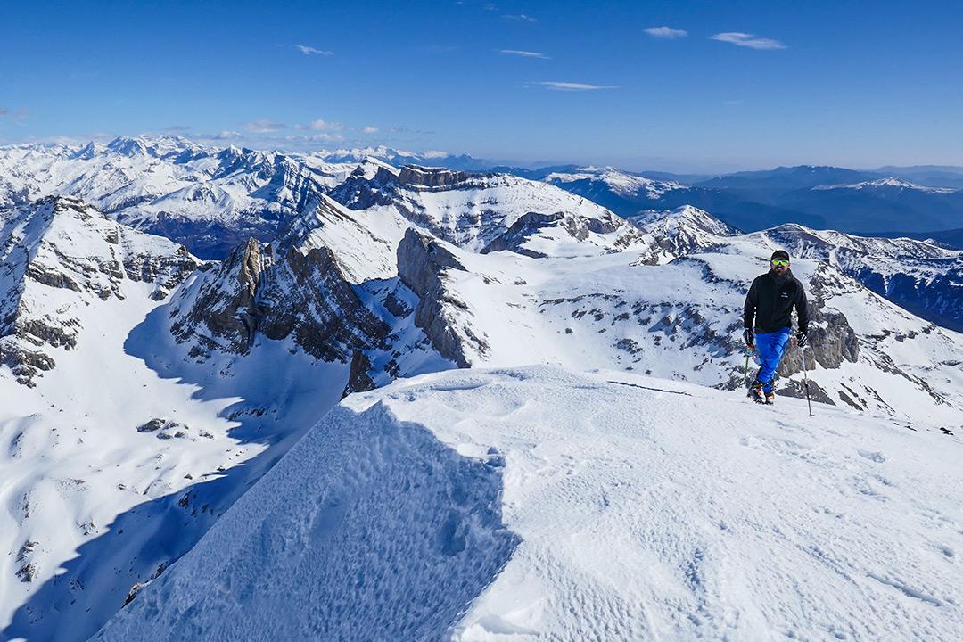 esqui-de-montaña