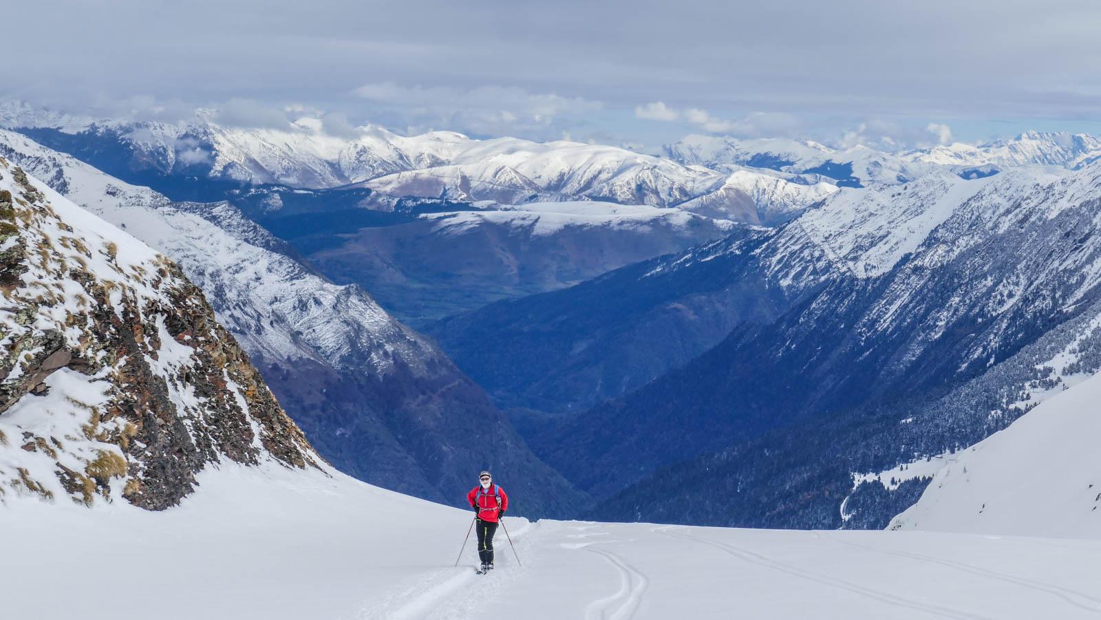Estrenando temporada de Esquí de montaña