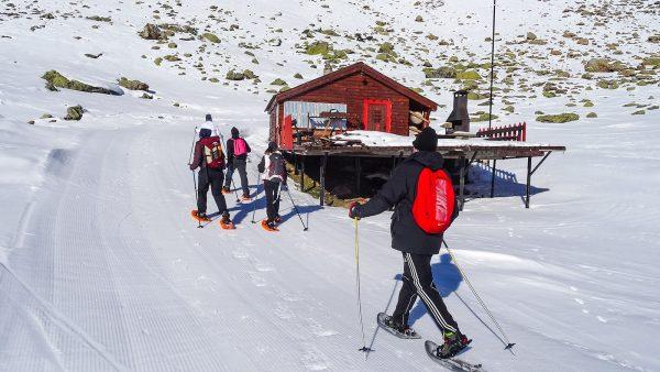 ruta-con-raquetas-de-nieve